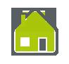 Icon Wohnsitz