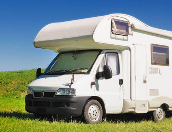 Pfandkredit Caravan